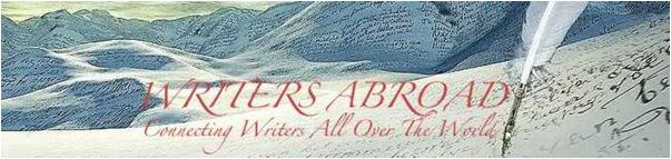 Writers Abroad - banner