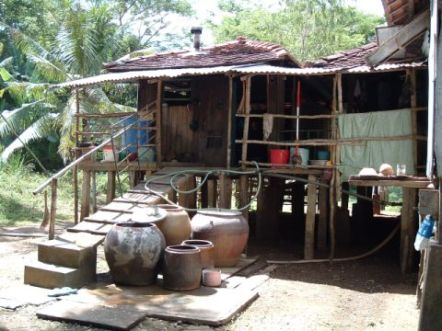 Hồng Ngự outdoor kitchen