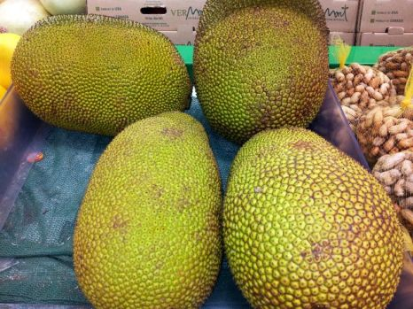 jackfruit at the market