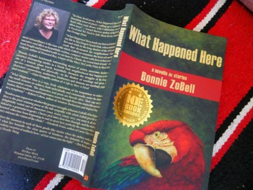 What Happened Here, by Bonnie ZoBell
