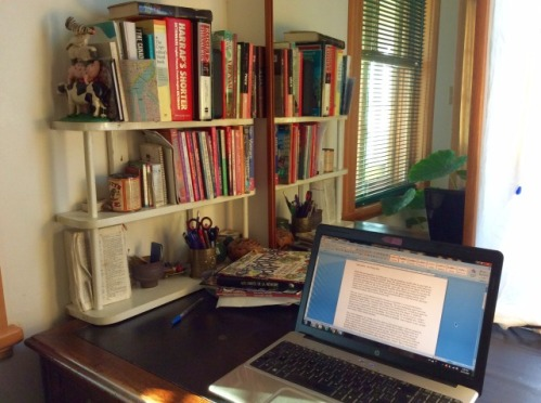 writing corner-Chris Galvin